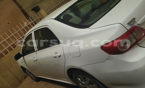 Acheter Neuf Voiture Toyota Corolla Blanc à N'Djamena au Tchad