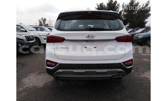 Acheter Importé Voiture Hyundai Santa Fe Blanc à Import - Dubai, Barh el Gazel