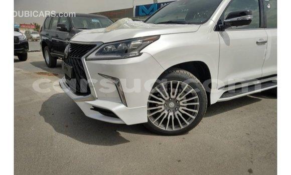Acheter Importé Voiture Lexus LX Blanc à Import - Dubai, Barh el Gazel