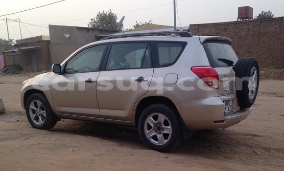 Acheter Neuf Voiture Toyota RAV4 Marron à N'Djamena au Tchad