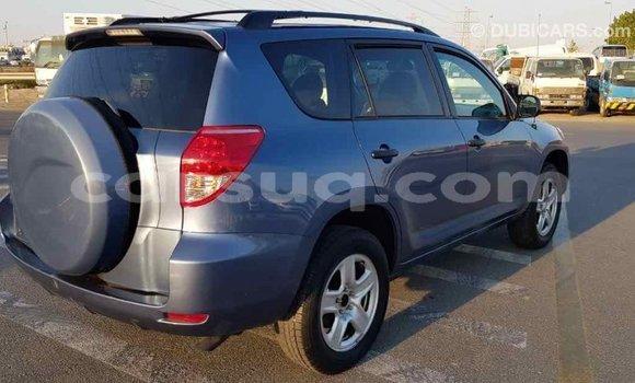 Acheter Importé Voiture Toyota RAV4 Bleu à Import - Dubai, Barh el Gazel