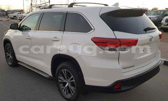 Acheter Importé Voiture Toyota Highlander Blanc à Import - Dubai, Barh el Gazel