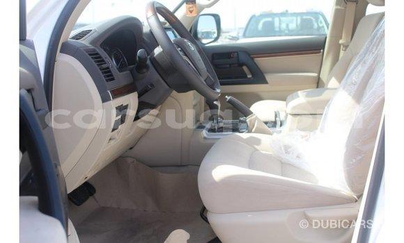 Acheter Importé Voiture Toyota Land Cruiser Blanc à Import - Dubai, Barh el Gazel