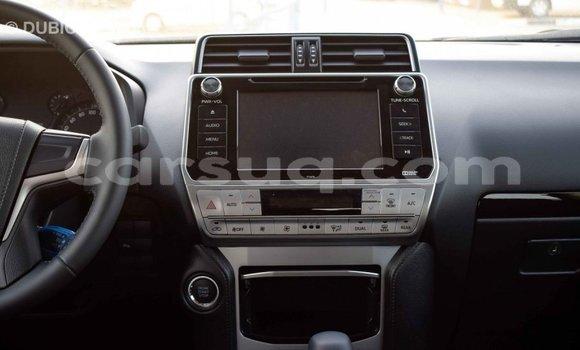 Acheter Importé Voiture Toyota Prado Noir à Import - Dubai, Barh el Gazel