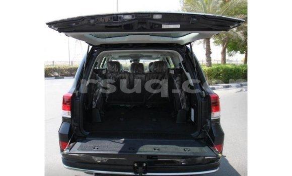 Acheter Importé Voiture Toyota Land Cruiser Noir à Import - Dubai, Barh el Gazel