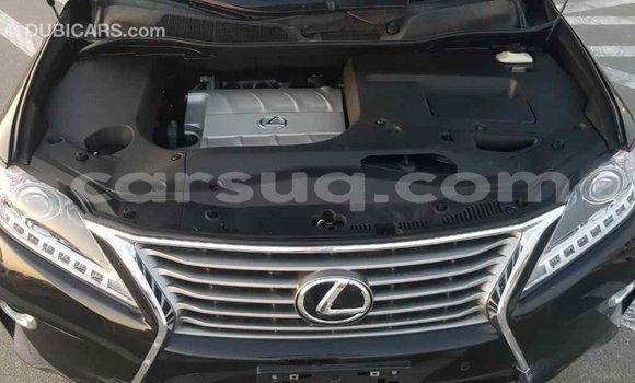Acheter Importé Voiture Lexus RX 350 Noir à Import - Dubai, Barh el Gazel