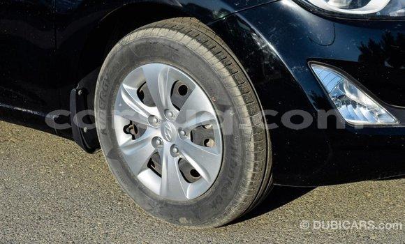 Acheter Importé Voiture Hyundai Elantra Noir à Import - Dubai, Barh el Gazel