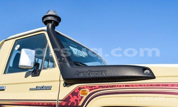Acheter Importé Voiture Toyota Land Cruiser Beige à Import - Dubai, Barh el Gazel