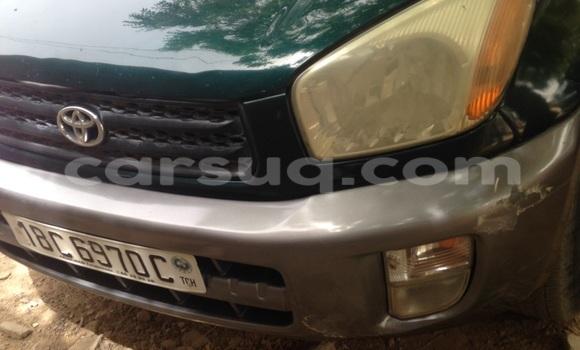 Acheter Occasion Voiture Toyota 4Runner Vert à N'Djamena au Tchad