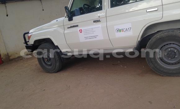 Acheter Neuf Voiture Toyota Land Cruiser Blanc à N'Djamena au Tchad