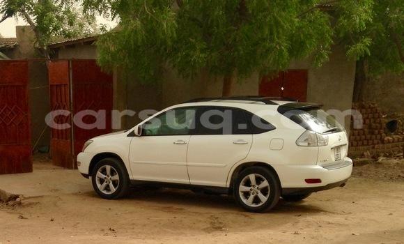 Acheter Occasion Voiture Lexus ES 300 Blanc à N'Djamena au Tchad
