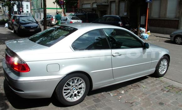 Acheter Occasion Voiture BMW 3-Series Gris à N'Djamena au Tchad