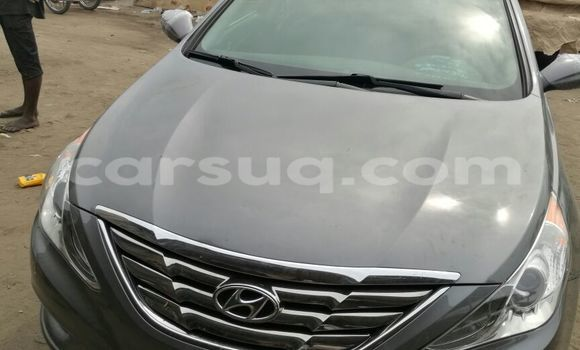 Acheter Occasion Voiture Hyundai Sonata Gris à N'Djamena au Tchad
