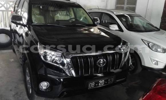 Acheter Occasion Voiture Toyota Prado Noir à N'Djamena au Tchad