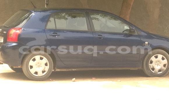Acheter Occasion Voiture Toyota 4Runner Bleu à N'Djamena au Tchad