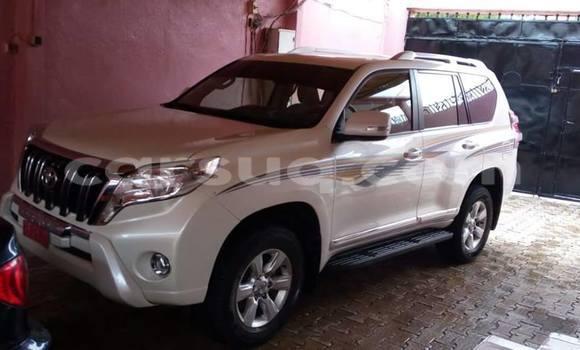 Acheter Neuf Voiture Toyota Land Cruiser Prado Noir à N'Djamena au Tchad