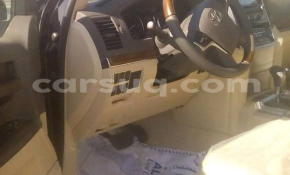 Acheter Neuf Voiture Toyota 4Runner Noir à N'Djamena au Tchad