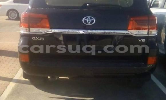 Acheter Occasion Voiture Toyota Land Cruiser Noir à N'Djamena au Tchad