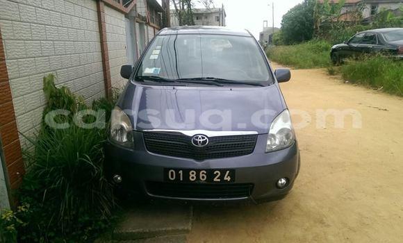 Acheter Occasion Voiture Toyota Verso Autre à N'Djamena au Tchad