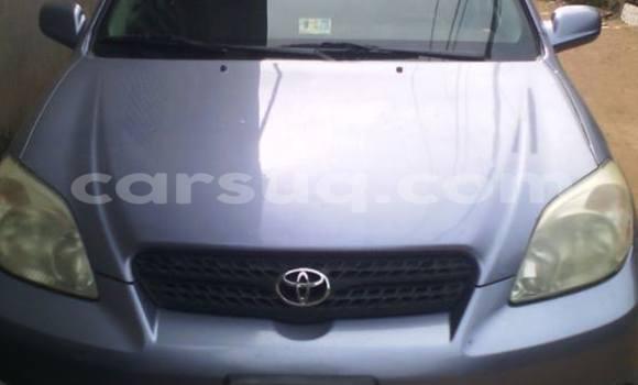 Acheter Occasion Voiture Toyota Matrix Autre à N'Djamena au Tchad