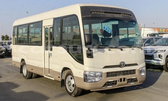 Medium with watermark toyota coaster barh el gazel import dubai 2933