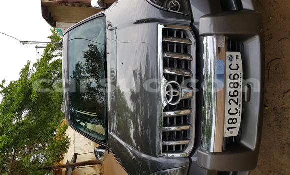 Acheter Occasion Voiture Toyota Prado Marron à N'Djamena au Tchad