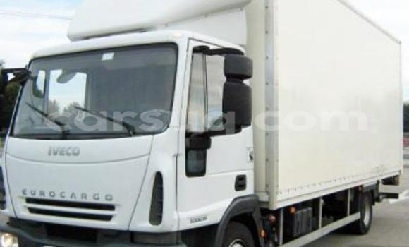 Acheter Occasion Utilitaire Iveco Cargo Blanc à N'Djamena au Tchad
