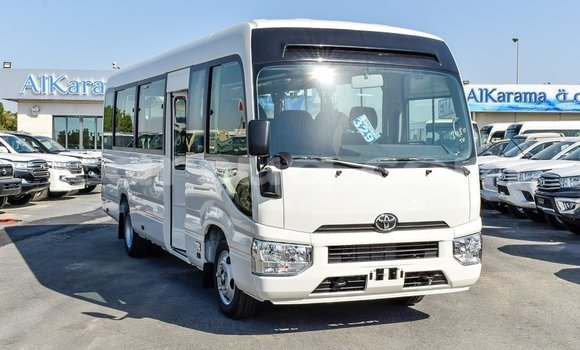 Medium with watermark toyota coaster barh el gazel import dubai 2996