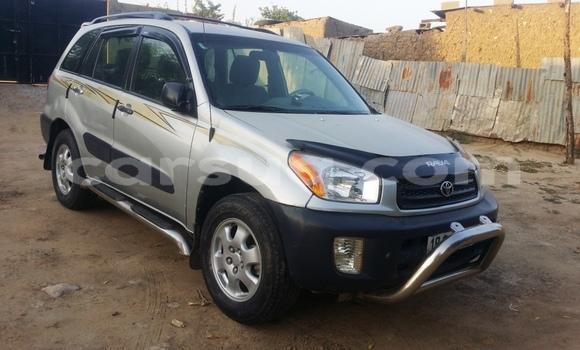 Sayi Na hannu Toyota RAV4 Gris Mota in N'Djamena a Tchad