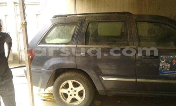 Acheter Neuf Voiture Jeep Grand Cherokee Bleu à N'Djamena au Tchad