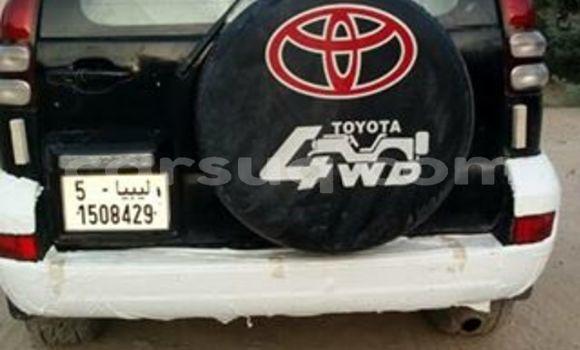 Acheter Occasion Voiture Toyota Land Cruiser Prado Noir à N'Djamena au Tchad