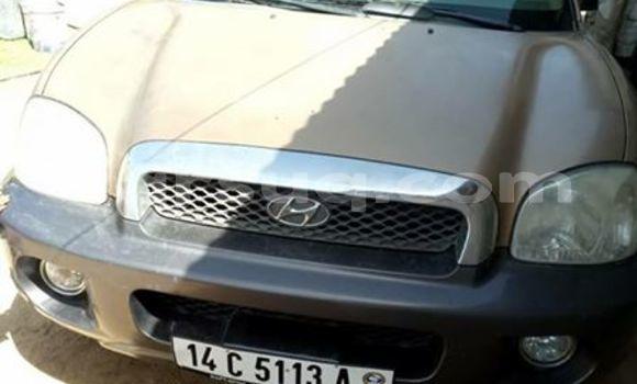 Acheter Occasion Voiture Hyundai Santa Fe Autre à N'Djamena au Tchad
