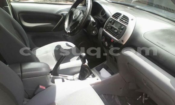 Sayi Na hannu Toyota RAV4 Blue Mota in N'Djamena a Chadi