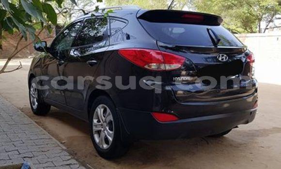 Acheter Occasion Voiture Hyundai Tucson Noir à Moundou au Tchad