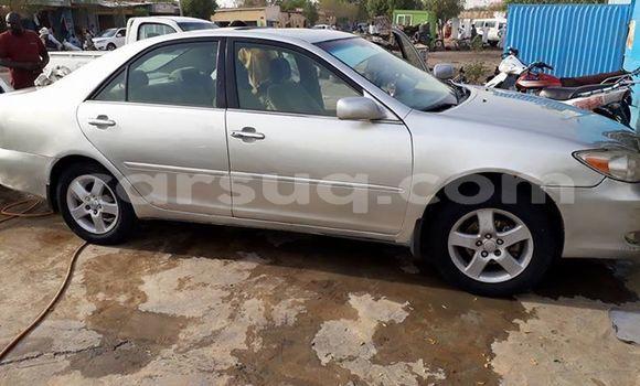 Acheter Occasion Voiture Toyota Camry Gris à Moundou au Tchad