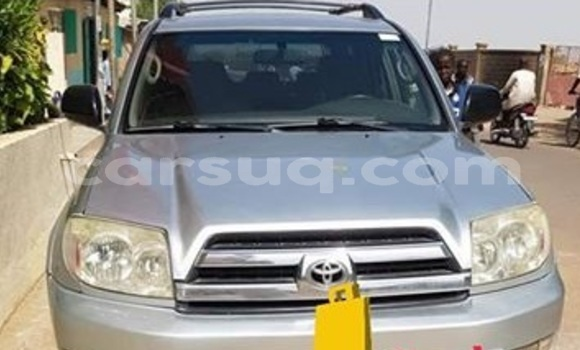 Acheter Occasion Voiture Toyota 4Runner Gris à Moundou au Tchad
