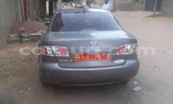 Acheter Occasion Voiture Mazda 6 Gris à Moundou au Tchad