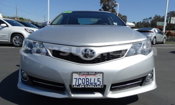 Acheter Occasion Voiture Toyota Camry Gris à Doba au Tchad