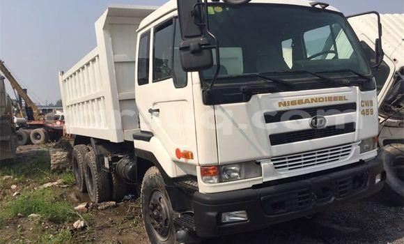 Acheter Occasion Utilitaire Nissan UD Blanc à N'Djamena au Tchad