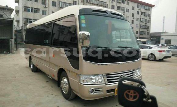 Acheter Occasion Utilitaire Toyota Coaster Autre à N'Djamena au Tchad