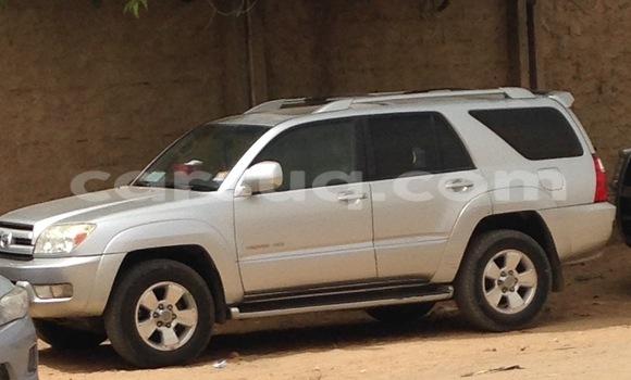 Acheter Neuf Voiture Toyota 4Runner Gris à N'Djamena au Tchad