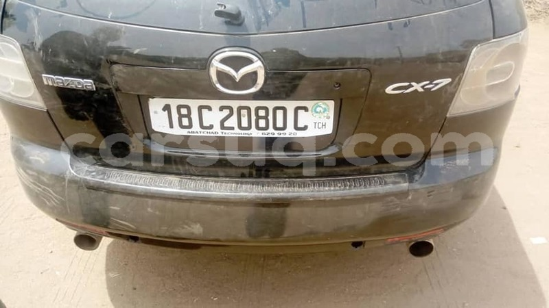 Big with watermark mazda cx 7 chari baguirmi n djamena 3239