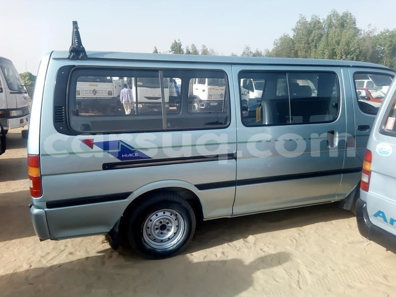 Big with watermark toyota hiace chari baguirmi n djamena 3242
