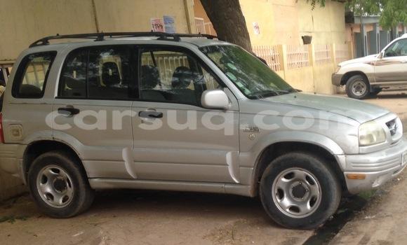 Acheter Occasion Voiture Suzuki Alto Gris à N'Djamena au Tchad