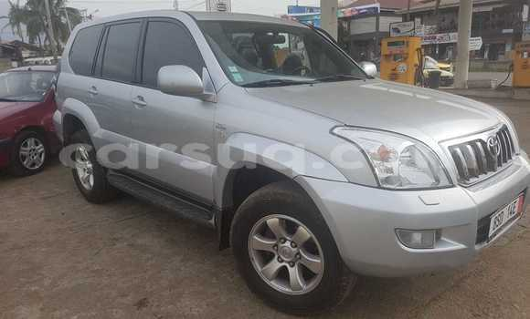 Acheter Occasion Voiture Toyota Land Cruiser Gris à N'Djamena, Chari-Baguirmi
